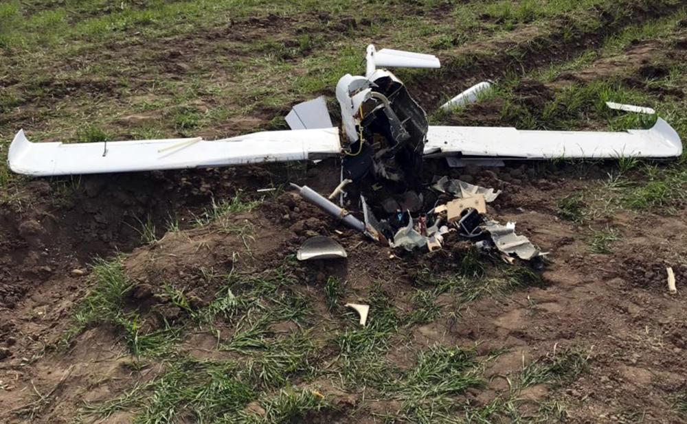 Ərəb koalisiyası husilərin üç minalanmış dronlarını dəf edib