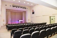 Birinci vitse-prezident Mehriban Əliyeva Şağan qəsəbəsində yeni inşa edilən Mədəniyyət Mərkəzinin açılışında iştirak edib (FOTO) - Gallery Thumbnail
