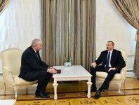 Президент Ильхам Алиев: Президентские выборы пройдут справедливо, прозрачно и отразят волеизъявление азербайджанского народа (ФОТО) - Gallery Thumbnail