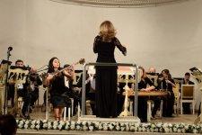 Как азербайджанские музыканты поздравили с 8 марта (ФОТО) - Gallery Thumbnail