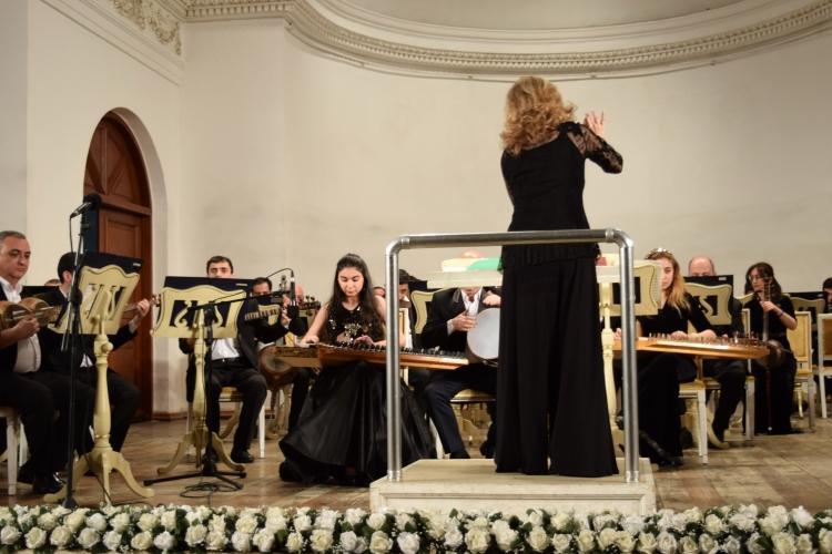 Как азербайджанские музыканты поздравили с 8 марта (ФОТО) - Gallery Image