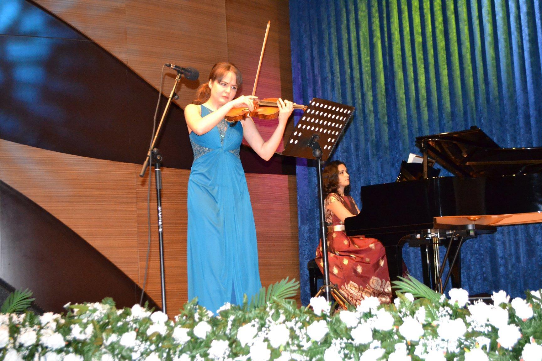 Qara Qarayevin 100 illik yubileyi keçirilib (FOTO) - Gallery Image