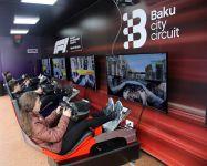 Qaxda keçirilən F1 simulyator yarışında 11-ci sinif şagirdi fərqlənib (FOTO) - Gallery Thumbnail