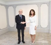 Azerbaijani First VP meets Japanese PM's foreign policy adviser (PHOTO) - Gallery Thumbnail
