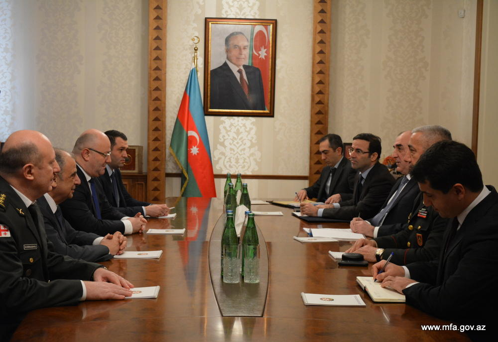 FM: Four-sided meeting of Azerbaijani, Iranian, Turkish and Georgian FMs to help develop regional co-op