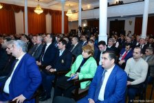 7th Congress of Azerbaijani Journalists in Baku in photos - Gallery Thumbnail