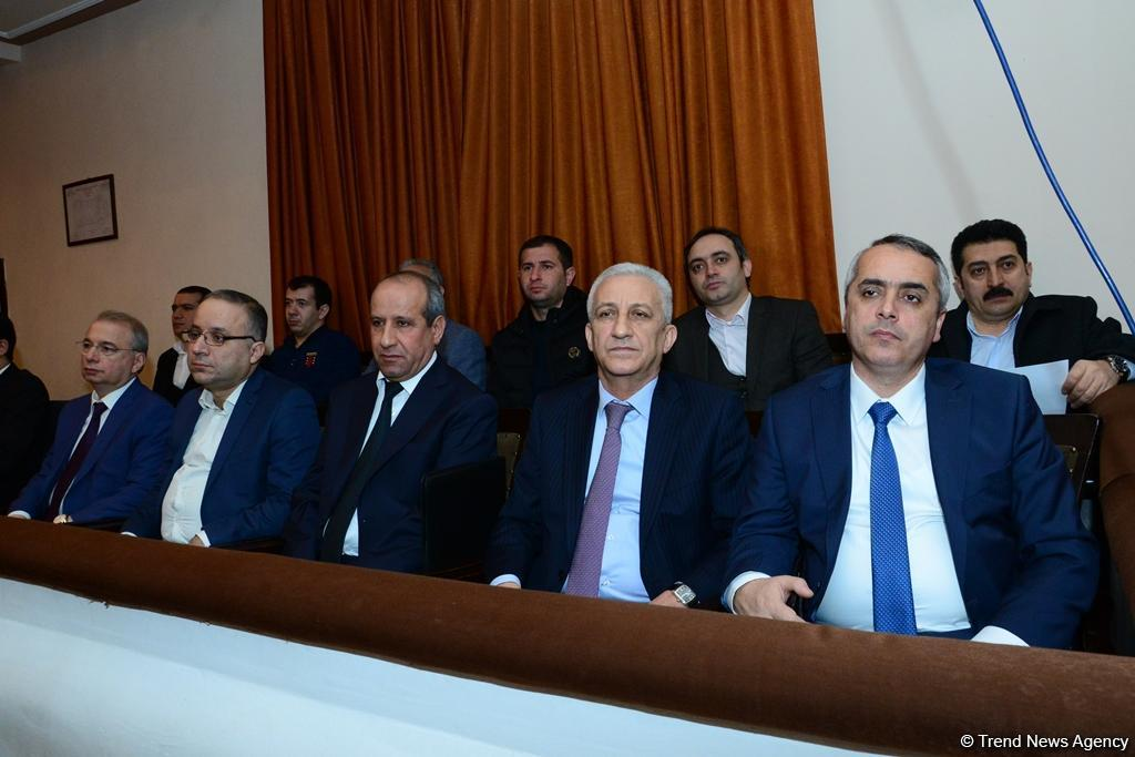 7th Congress of Azerbaijani Journalists in Baku in photos - Gallery Image