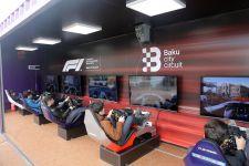 F1 simulyator çempionatının sonuncu finalçısı bəlli olub (FOTO) - Gallery Thumbnail
