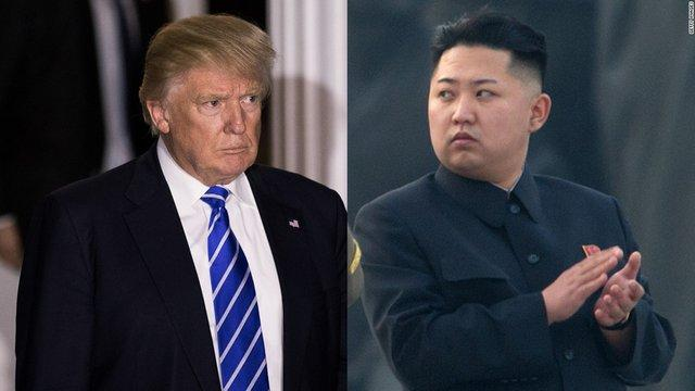 Trump optimistic about upcoming summit with Kim