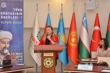 Türk Dünyası Öncüleri Konferansı: Özbek şair Alişir Nevai - Gallery Thumbnail