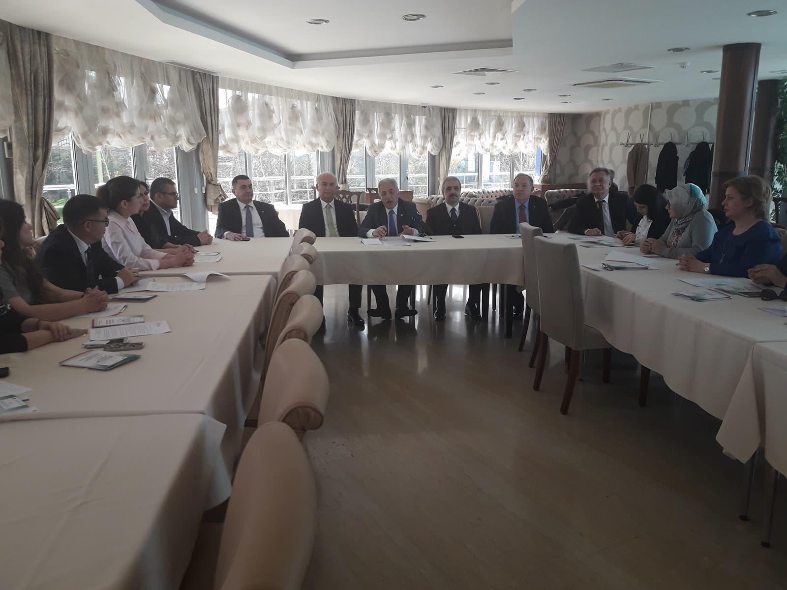 Nail Çelebi: Avrupa Birliği benzeri Bir Türk Birliği'nin kurulması şarttır