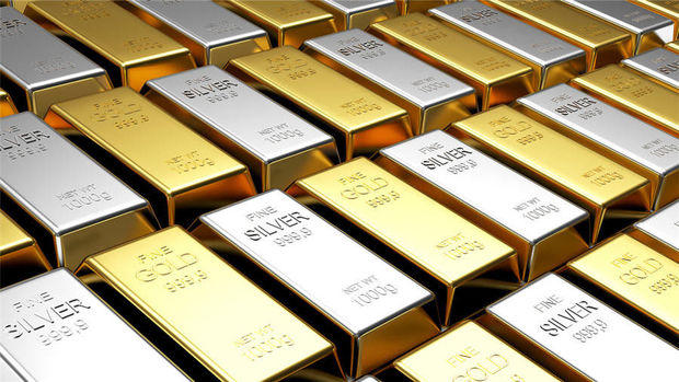 Gold rises slightly, and silver falls in price in Azerbaijan