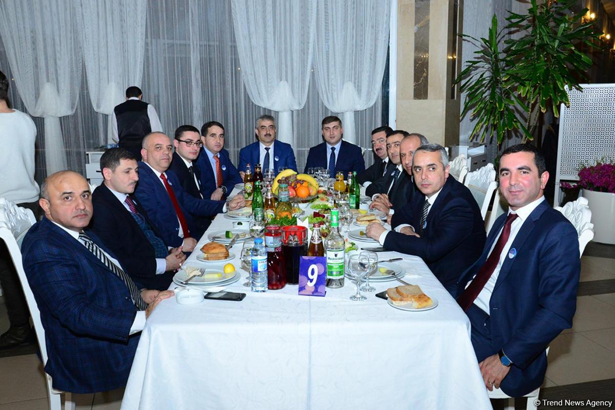 Azərbaycan Mətbuat Şurasının 15 illik yubileyinə həsr olunmuş tədbir keçirilib (FOTO) - Gallery Image