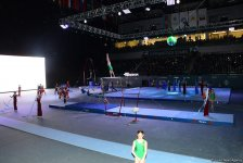 Baku holds opening ceremony of FIG Artistic Gymnastics World Cup (PHOTO) - Gallery Thumbnail