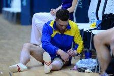 Bakıda İdman Gimnastikası üzrə Dünya Kuboku yarışlarının İLK GÜNÜ başladı (FOTO) - Gallery Thumbnail