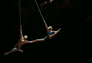 Акробат Cirque du Soleil сорвался с высоты и погиб