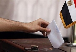 Egypt votes on changing its constitution