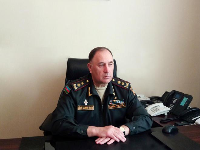 Керим Велиев: В настоящее время бои продолжаются, уничтожена живая сила и техника противника