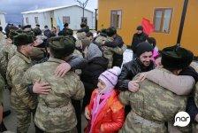 Nar отметил праздник Новруз вместе с солдатами в прифронтовой зоне (ФОТО/ВИДЕО) - Gallery Thumbnail