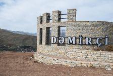 Yenilənmiş qədim Dəmirçi kəndi (FOTO) - Gallery Thumbnail