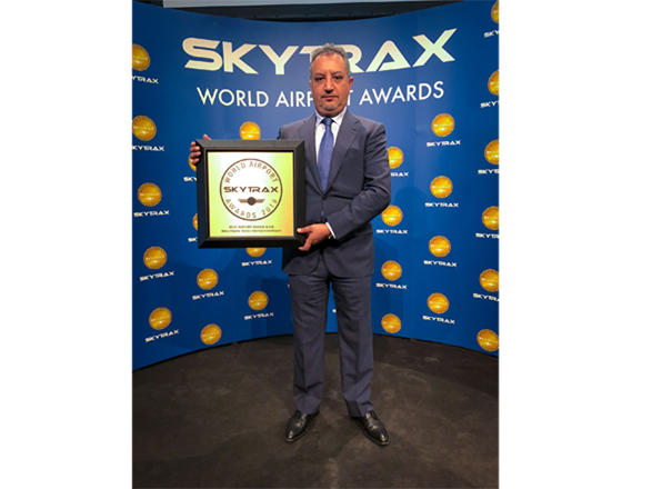 Heydar Aliyev Int'l Airport once again recognized as best airport in post-Soviet space - Gallery Image