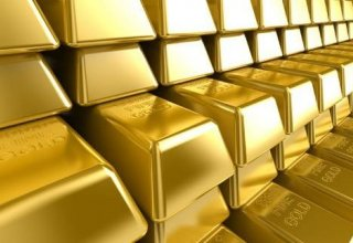 Gold price increases in Azerbaijan