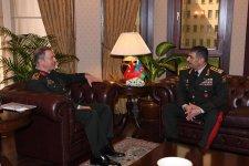 Azerbaijani defense minister meets chief of Turkish General Staff (PHOTO) - Gallery Thumbnail