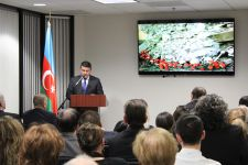 100th anniversary of 1918 Genocide against Azerbaijani people commemorated in Los Angeles (PHOTO) - Gallery Thumbnail