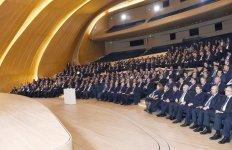 Azərbaycan və İran prezidentləri biznes forumda iştirak ediblər (FOTO) (YENİLƏNİB-4) - Gallery Thumbnail