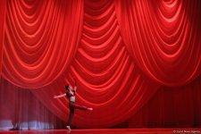 Пластичность и грация: гала-концерт учащихся Казахской национальной академии хореографии в Баку (ФОТО) - Gallery Thumbnail