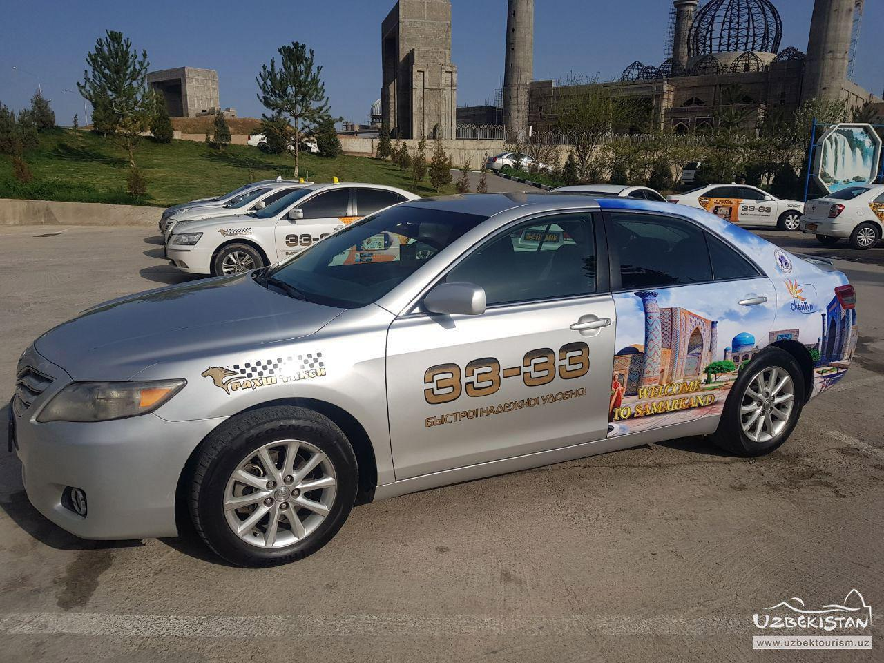Uzbekistan actively advertising its tourism potential in Tajikistan - Gallery Image