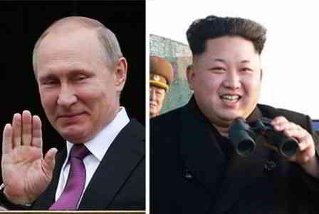 North Korean leader Kim to meet Russia's Putin this month