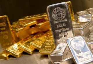 Precious metal prices in Azerbaijan rising