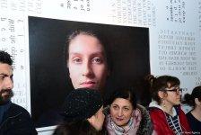 """YAY Qalereyasında """"Üfun, var zənn etdiyin yoxdur aləmdə, üfün, hər nə yoxsa, vardır dünyada…"""" sərgisi açıldı (FOTO) - Gallery Thumbnail"""