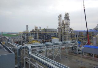 Total progress on ammonia production project in Uzbekistan - 91% (Exclusive)