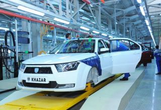 Azerbaijan records big boost in production of cars