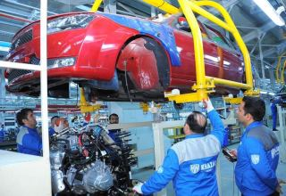 Azerbaijan unveils data on production of vehicles for 2020