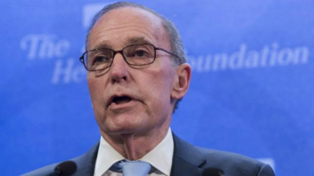 U.S. and China 'getting close' to trade deal: White House economic adviser