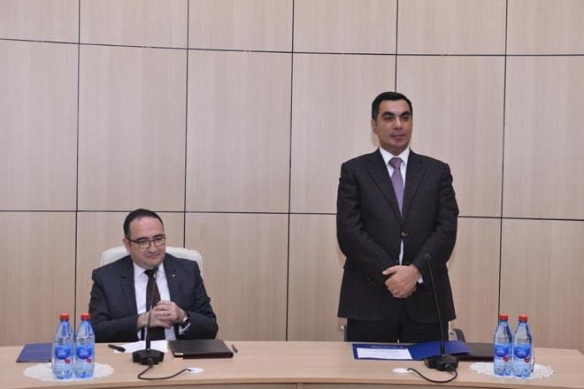 Baku Higher Oil School signs Cooperation Agreement with EY