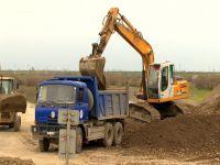 Zərdabda 11 km uzunluğunda avtomobil yolu yenidən qurulur (FOTO/VİDEO) - Gallery Thumbnail