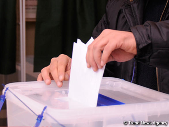 Parliamentary elections being held with new election system in Georgia
