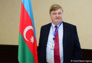 "British MP says presidential elections in Azerbaijan organized ""as in UK"""