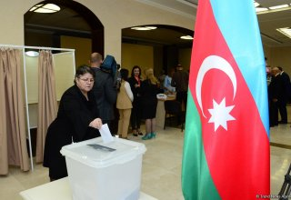 Azerbaijan reveals voter turnout in presidential election as of 17:00