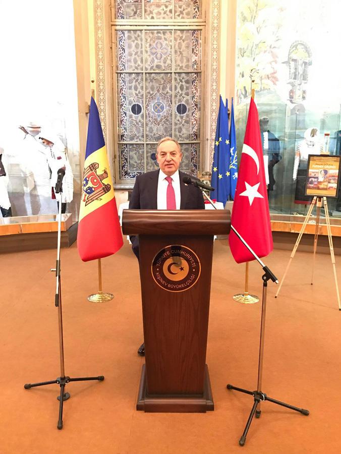 Hulusi Kılıç : Can Azerbaycan'ımızda demokrasi kültürünün yerleştiğini ve her seçimde daha da güçlendiğini görmekteyiz - Gallery Image