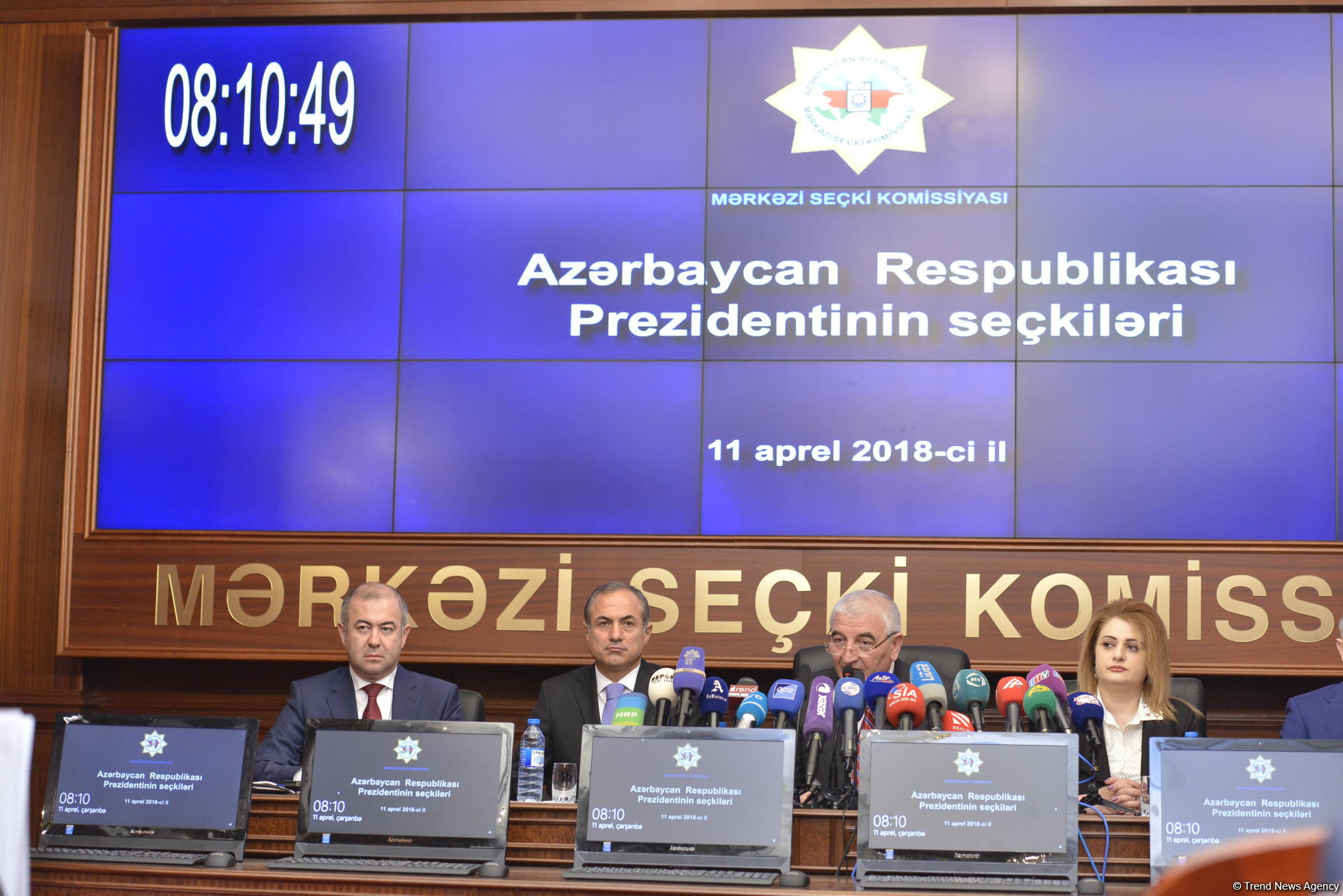 Azerbaijan's CEC chairman: No one can put pressure on voters in any form