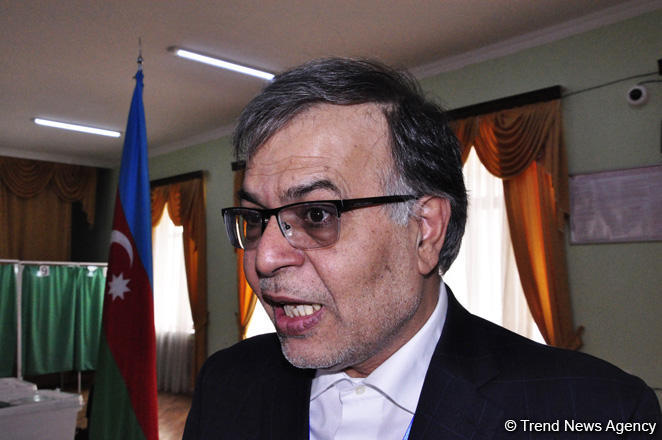 Iran's observer notes interesting detail on presidential election process in Azerbaijan