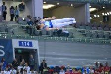 Bakıda batut gimnastikası, ikili mini-batut və tamblinq üzrə Avropa çempionatının birinci günü start götürüb (FOTO) - Gallery Thumbnail