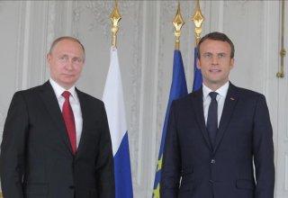 Власти Палестины ждут визитов Путина и Макрона на следующей неделе