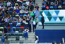 Fun and contests at European Championships in Trampoline, Double Mini-Trampoline and Tumbling in Baku (PHOTO) - Gallery Thumbnail