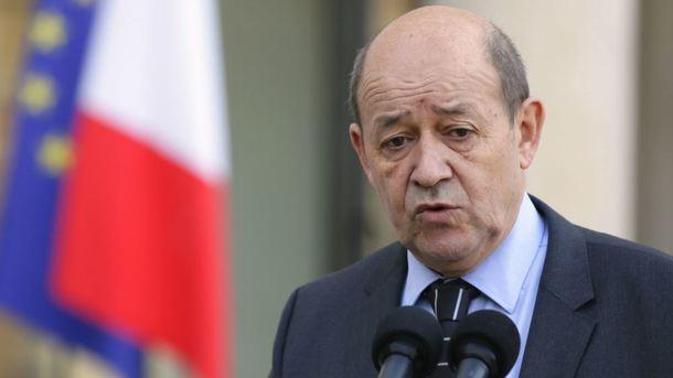 France calls for meeting of international coalition against IS - foreign minister